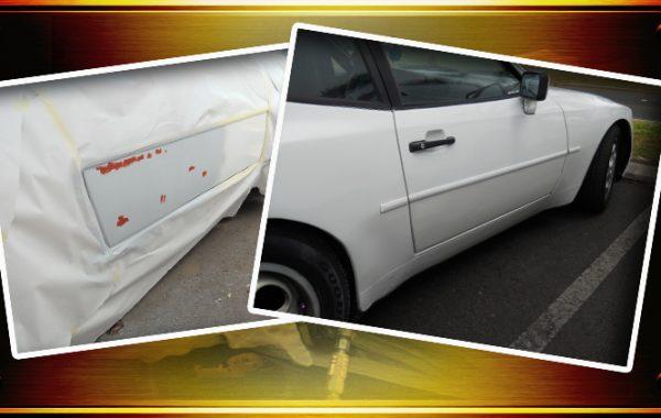 Spot Paint Repair